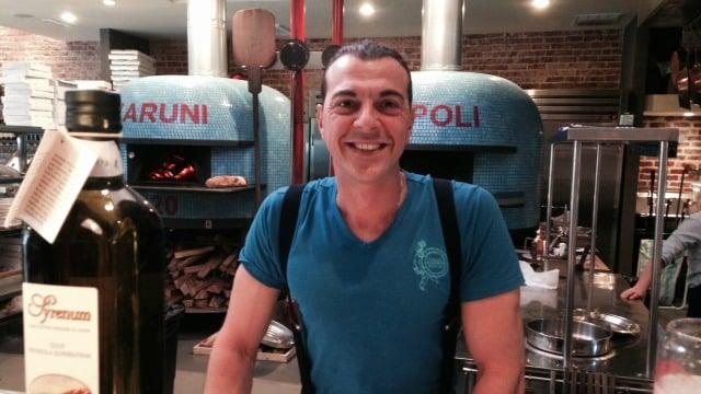 Luca Varuni, chef