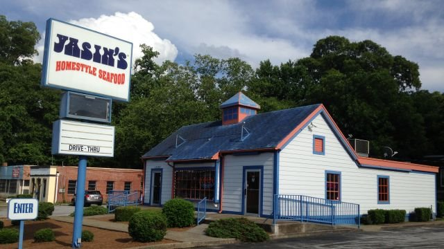 Yasin's Homestyle Seafood in Atlanta