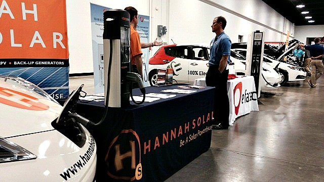 Georgia Alternative Fueled Vehicles Roadshow 2014