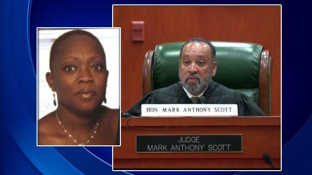 Pamela Ballin                                                          Judge Mark Anthony Scott