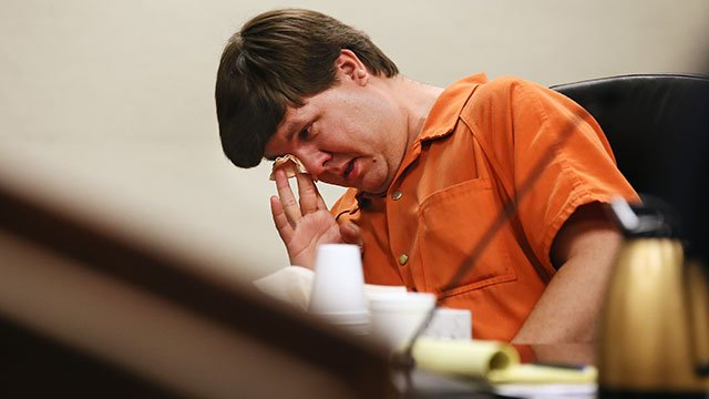 Justin Harris (Photo from AP)