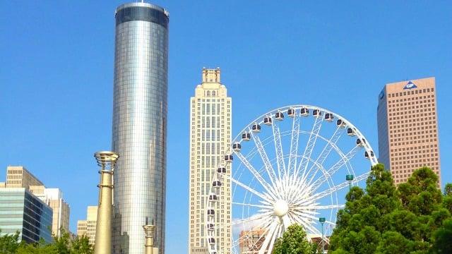 Photo courtesy of SkyView Atlanta