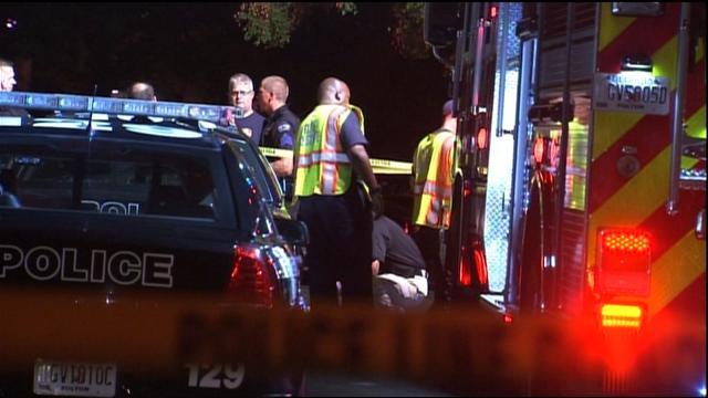 Police investigate carjacking in Sandy Springs.