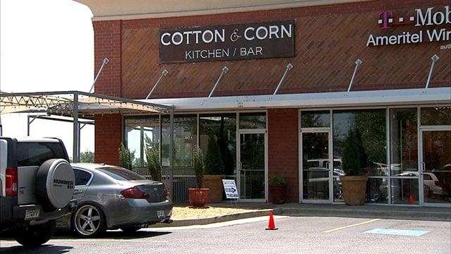 Cotton & Corn Kitchen Bar