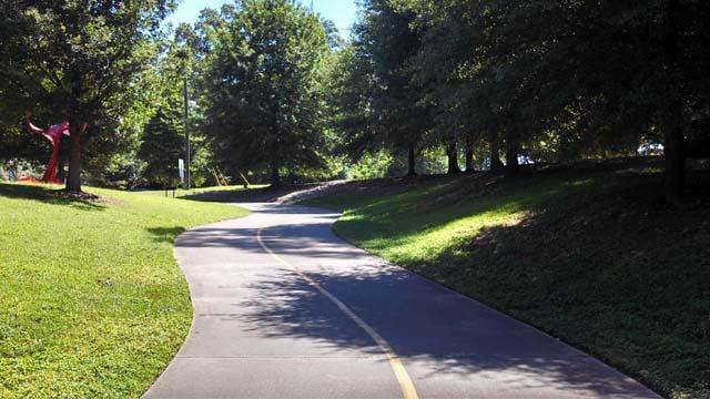 Freedom Park Atlanta Freedom Park Trailmore