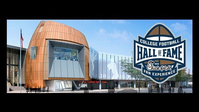Image courtesy of College Football Hall of Fame