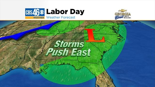 Labor Day Outlook