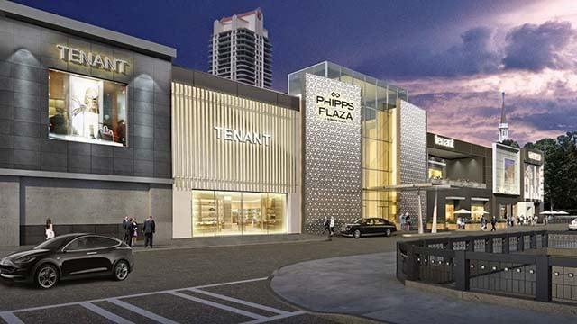 Phipps Plaza Facade To Get Facelift Cbs46 News