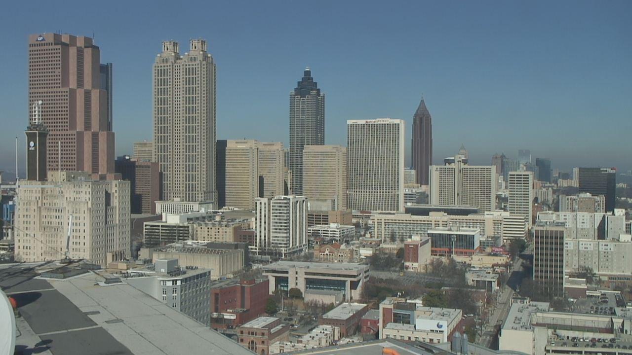 Atlanta set for sunshine - CBS46 News