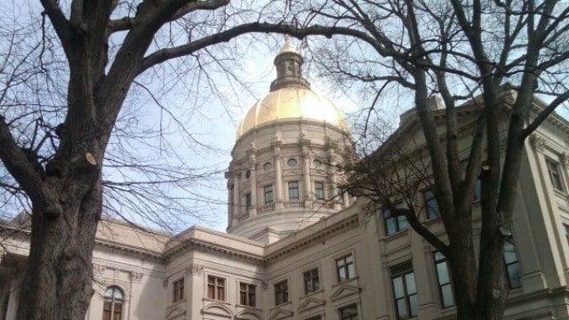 Georgia State Capitol (Source: WGCL)