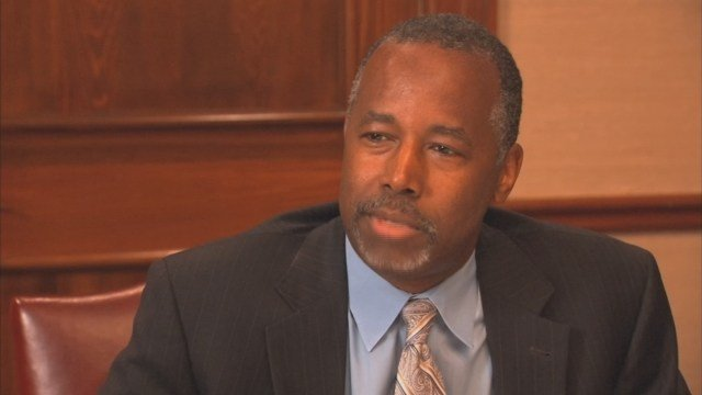 Dr. Ben Carson one-on-one CBS46 interview