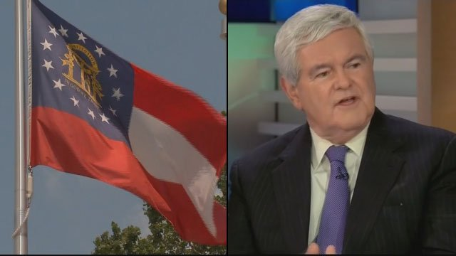 newt gingrich on meet the press today