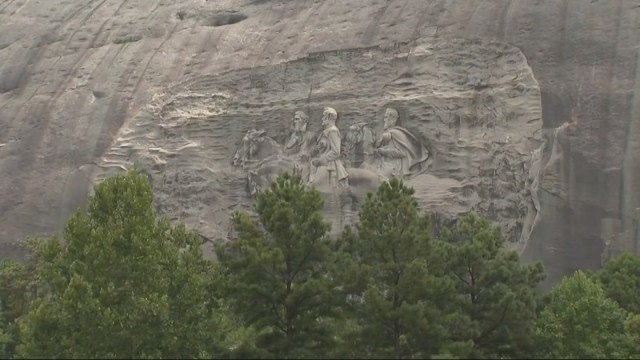 Stone Mountain (SOURCE: WGCL)
