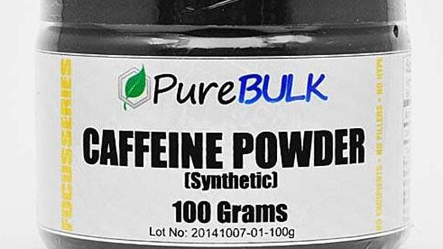 Caffeine bulk