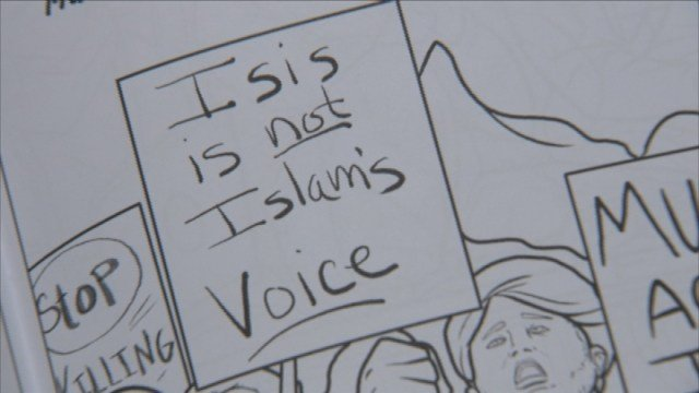 Publisher Graphic ISIS Coloring Book Is Valuable