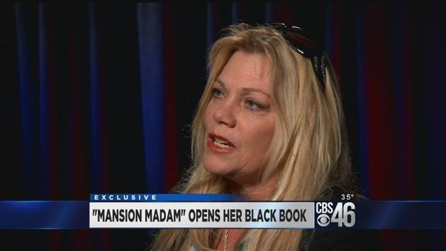 'Mansion Madam' speaks out, opens black book for CBS46
