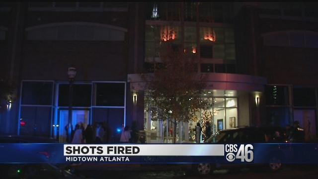 Shots fired during possible attempted robbery in Midtown