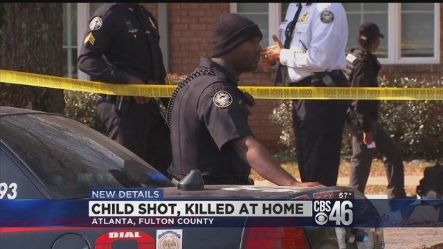 Child shot, killed inside Peoplestown apartment, circumstances unclear