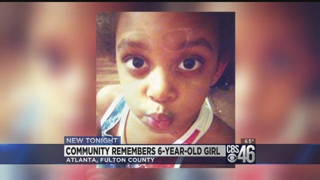 Community remembers 6-year-old girl accidentally shot, killed with father's gun