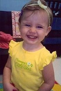 Laila, the Rosenbaum's foster child died on November 17, according to police.
