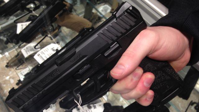 canadian gun control essay