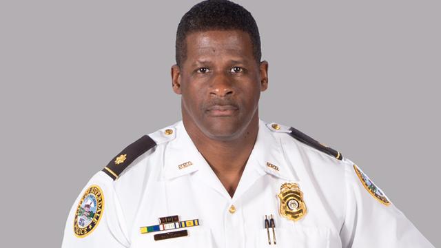 Riverdale Police Major Greg Barney | Photo credit: Riverdale Police