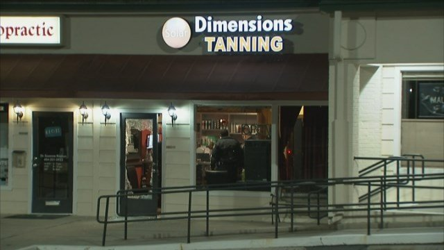 Solar Dimensions Tanning, Photo source: WGCL