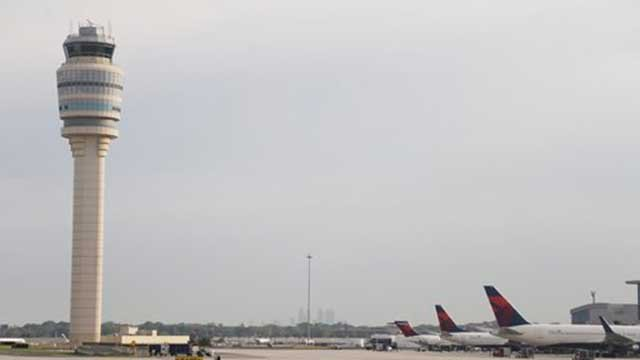 File photo of Hartsfield-Jackson Atlanta International Airport. (Source: WGCL)