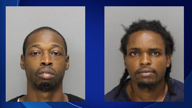 Bobby Pierre-Louis and Jean Therezie (Source: Cobb County Police)