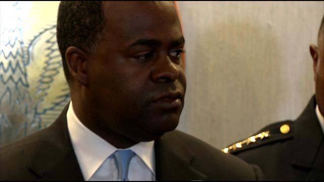 Former Atlanta mayor Kasim Reed (Source: WGCL)